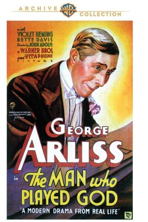 The Man Who Played God DVD from Warner Archive