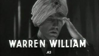 Warren William in The Mind Reader 1933
