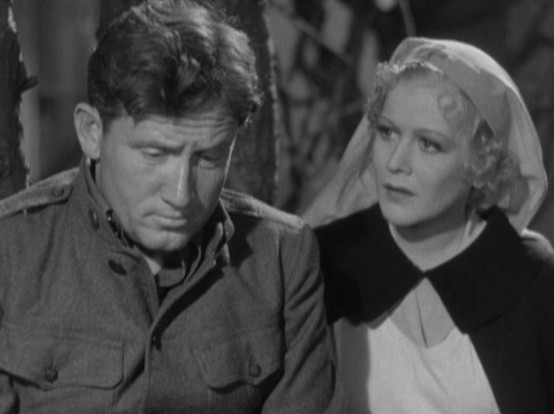 Spencer Tracy and Gladys George