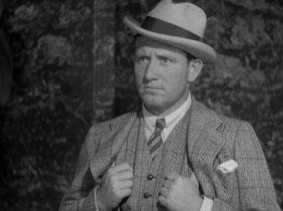 Spencer Tracy in They Gave Him a Gun
