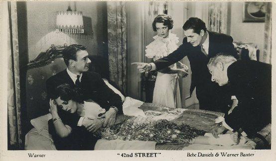 42nd Street Postcard