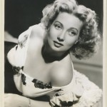 Ann Sothern 1940s CBS Radio Press Photo