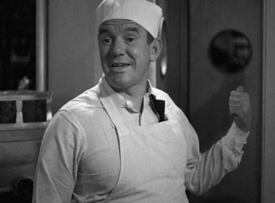 Ted Healy in Hollywood Hotel