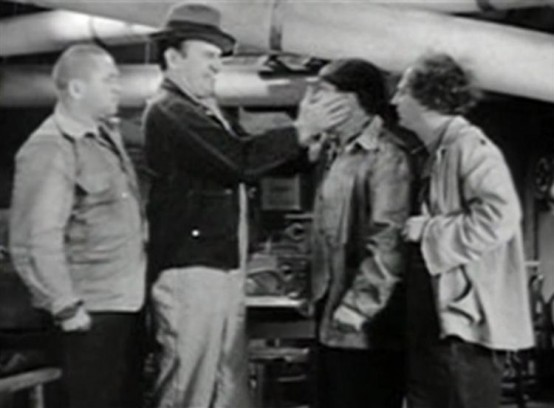 Ted Healy and The Three Stooges