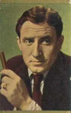 Spencer Tracy 1936 Danmarks trading card from Denmark