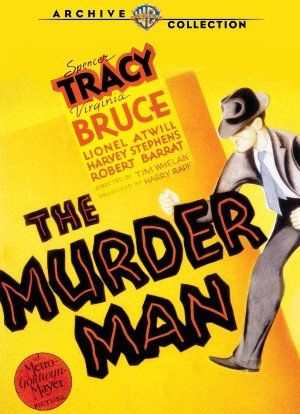 The Murder Man Warner Archive DVD