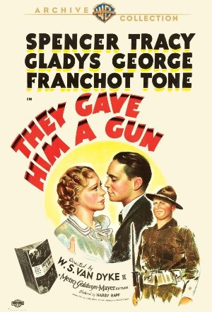 They Gave Him a Gun 1937 DVD-R at Warner Archive