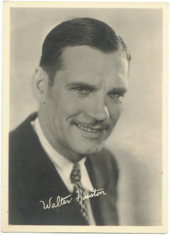 Walter Huston Fan Photo
