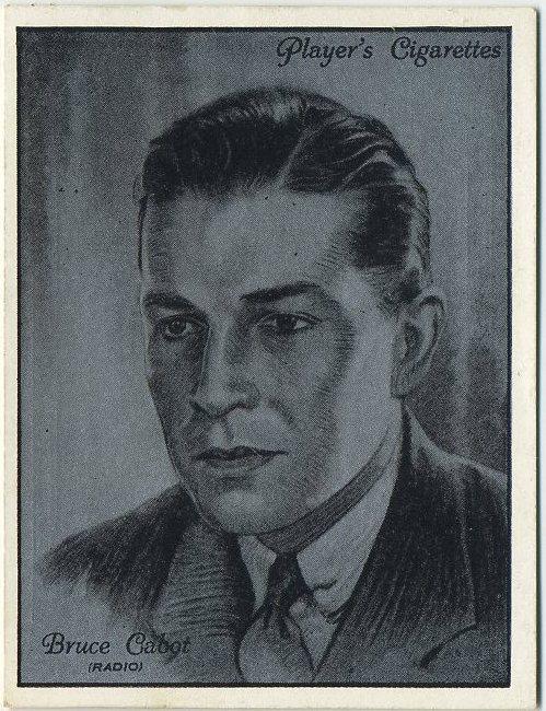 Bruce Cabot Player Film Stars