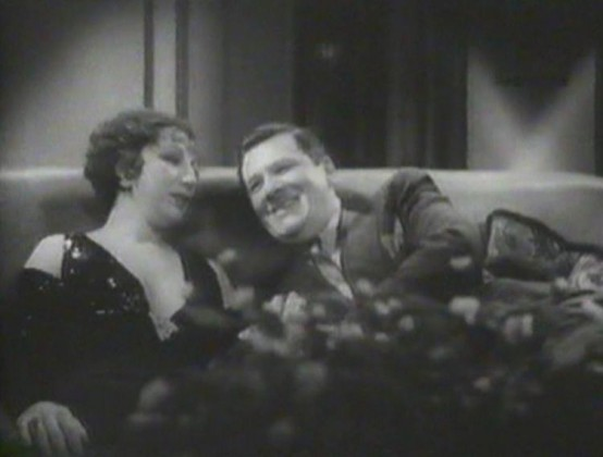 Judith Anderson and George Bancroft