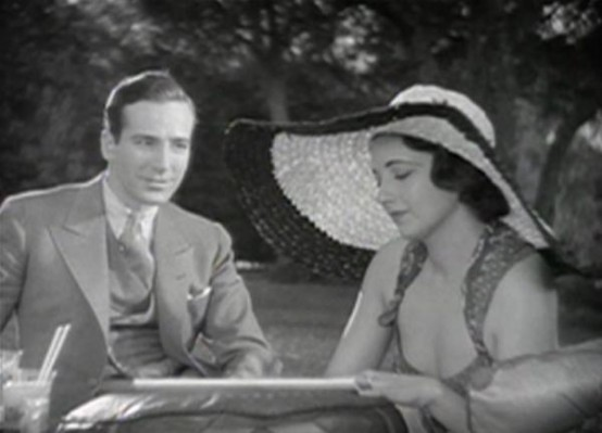 David Manners and Kay Francis