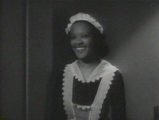 Theresa Harris in Blood Money