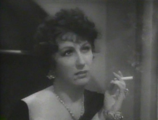 Judith Anderson in Blood Money
