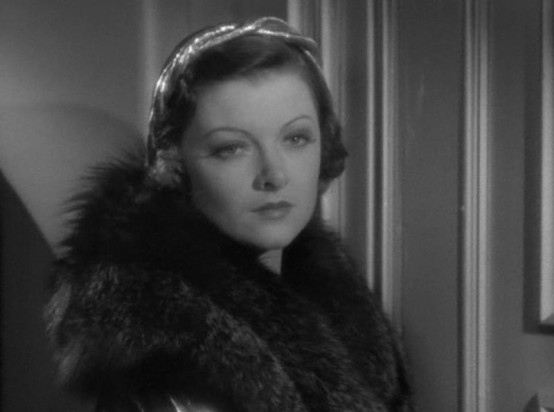 Myrna Loy in Manhattan Melodrama