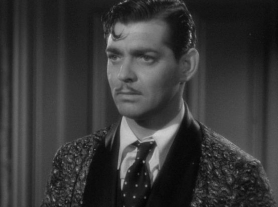 Clark Gable in Manhattan Melodrama