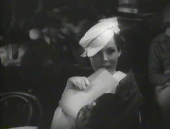Frances Dee in Blood Money