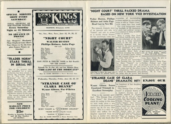 Loews Weekly June 11 1932