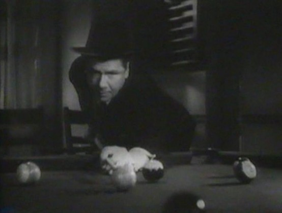 George Bancroft in Blood Money