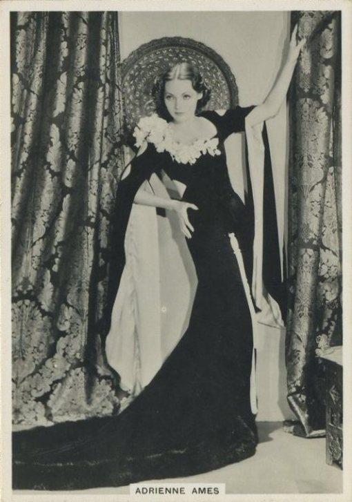Adrienne Ames 1930s BAT Modern Beauties