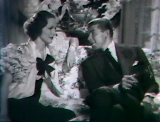 Adrienne Ames and Bruce Cabot in Disgraced