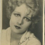 Anita Page 5x7 Fan Photo