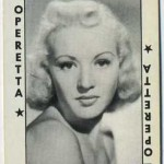 In Brief: Teenage Betty Grable, 1933