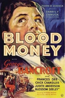 Blood Money 1933