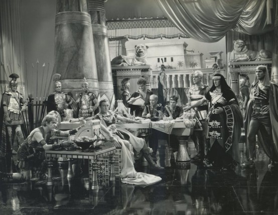 Warren William in Cleopatra