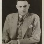 Colin Clive 1930s Picturegoer Postcard