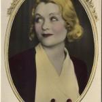 Constance Bennett Cameo Series Postcard