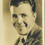 Dick Powell 1930s Fan Photo