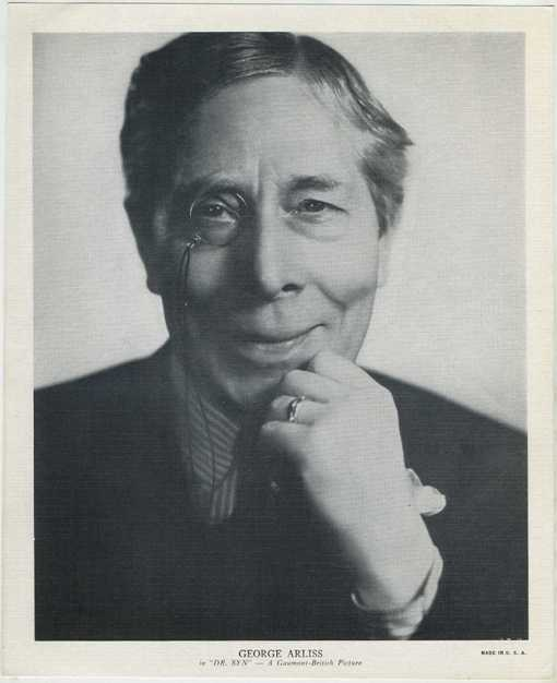 George Arliss 1937 R95 Premium Photo