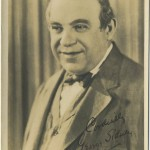 George Sidney 1920s Fan Photo