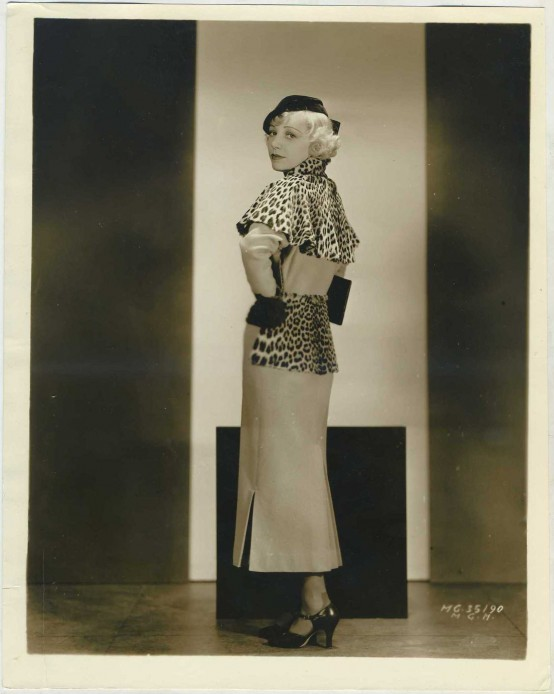 Isabel Jewell 1930s MGM Promotional Photo