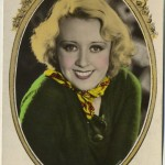 Joan Blondell Cameo Series Postcard