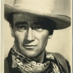 John Wayne 5x7 Fan Photo