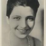 Kay Francis 1930s Picturegoer Postcard