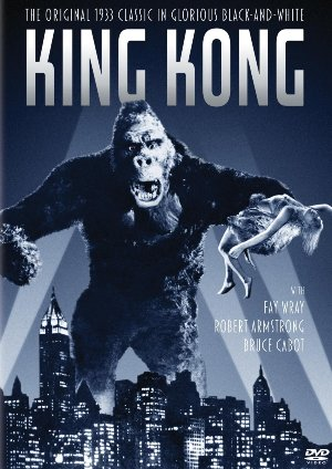 King Kong on DVD