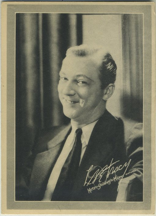 Lee Tracy 1933 Lux 5x7 Premium Photo