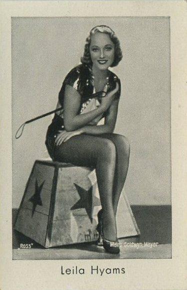 Leila Hyams 1930s Josetti