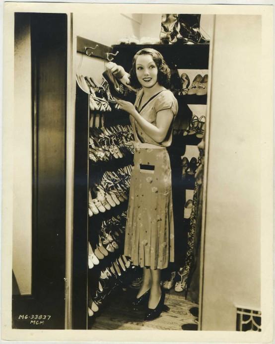 Lupe Velez 1930s MGM Promotional Photo