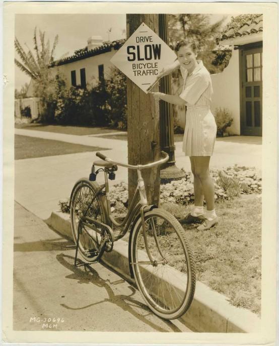 Mae Clarke 1930s MGM Promotional Photo