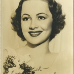 Image: Olivia de Havilland 1930s Fan Photo