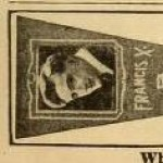 Movie Star Pennants Offered by 1916 Movie Magazines