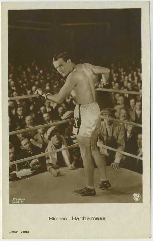 Richard Barthelmess Ross Verlag Postcard