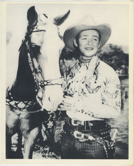 Roy Rogers 1954 Star Pictures