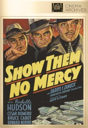 Show Them No Mercy DVD