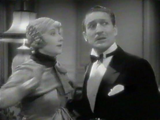 Genevieve Tobin and Warren William