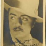 William Powell 1920s 5x7 Fan Photo