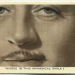 William Powell 1934 Ardath Who Is This